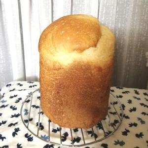 相棒HBくんで今日も食パン焼きました