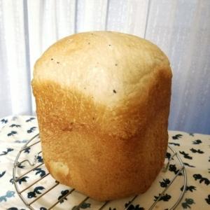 普段通りに食パンを焼いています