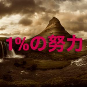 これが京大マインド!!「1%の努力」って?
