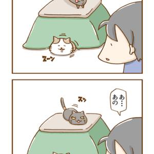 第59話「コタツと猫」