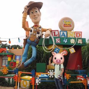 香港ディズニーランド行ってみた!