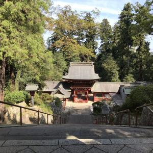 上野国一宮 貫前神社へ行ってみた!