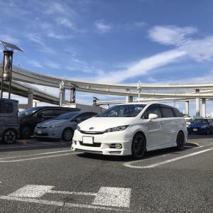横浜を散策。