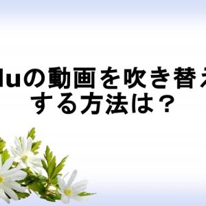 huluの動画を吹き替えにする方法は?字幕を表示・非表示にする方法も!