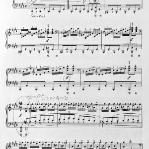 ピアノソナタ月光 第3楽章