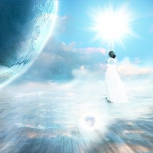 世界同時瞑想~天の祝福~