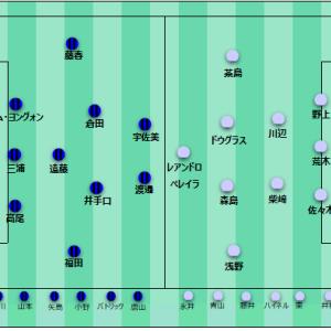3・連・勝! 第6節サンフレッチェ戦