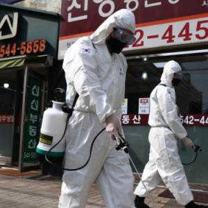 ソウルで新型肺炎クラスター出現