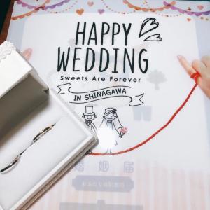 【リメイク指輪】結婚指輪は母・祖母の指輪の生まれ変わり♡