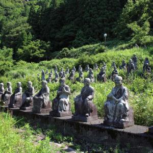 富山県の珍風景と、わらび餅再び
