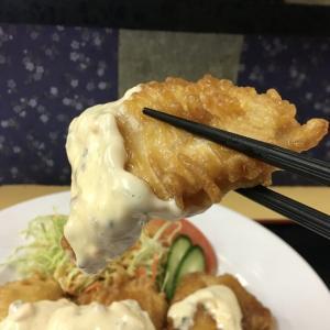 四季の味 ぐるめ食堂で「上田チキン南蛮定食」