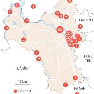 コロナウィルスへのベトナム関連の対応(4/1~4/5)とハノイの我が家