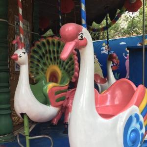 ハノイの動物園&B級遊園地(トゥーレ公園)