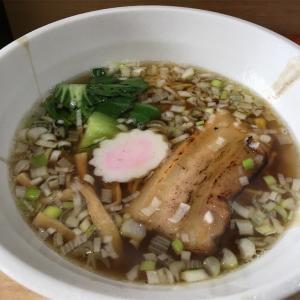 ハノイであっさり醤油ラーメン(Mikado-みかど)