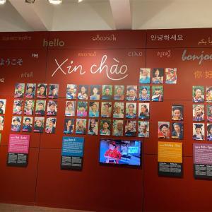 ベトナム民族学博物館で54の民族の文化に触れる