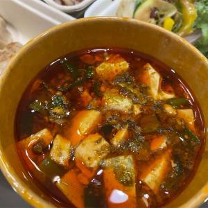 「本気麻婆豆腐」と創作料理で宅飲み(PéPé La Poule ハノイ)