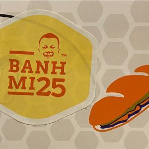 Bánh Mì 25のバインミーで朝食を@ハノイ