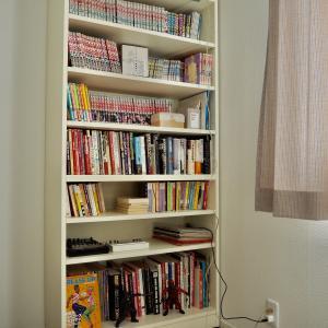 【断捨離】久々にクローゼットや本棚の大幅な断捨離!