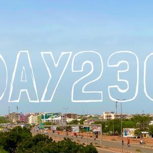 DAY236 ブルキナファソを旅する② 首都ワガドゥーグー観光Part2 〜アフリカ布ルイリペンデ/革命家トマ・サンカラ/自国愛ブランド Burkindi〜