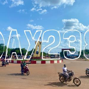 DAY238 ブルキナファソを旅する④ ワガドゥーグーから第二都市ボボデュラッソへ 〜高速バスTCVとメンタルコントロールの話〜