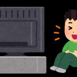 テレビ番組の見すぎ?