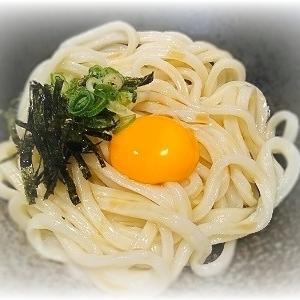 2020-05-24 自家製麺「釜たま」たまご乗せVer.
