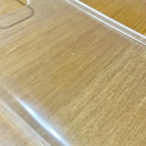 【398円】mate 20 Pro用の格安クリアケースを買ってみた