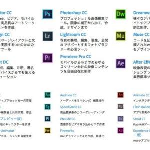 Adobe Creative Cloudと決別して別ソフトへ乗り換えた話【さよならアドビ】