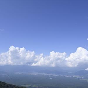 スバルライン五合目は昔の富士山=小御岳の山頂なんですねー富士山の麓から五合目まで登りました・その2(2021年7月)
