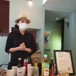 【学】台湾で唯一!日本ケトジェニックダイエットアドバイザーのセミナーに参加してきた