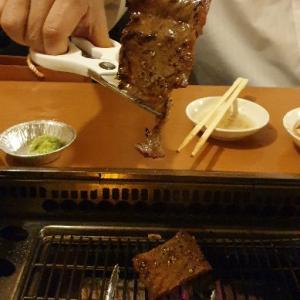 【肉】台北で韓国風焼肉!「十十焼肉苑」@中山林森