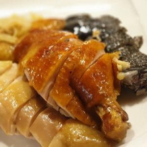 【台】美味しい鶏料理ならココ!プリンも絶品「雞家荘」@中山