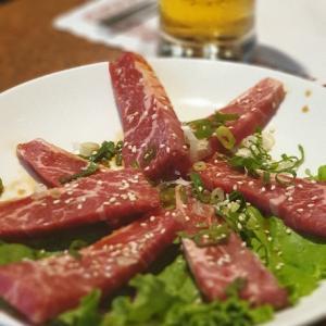【肉】台北:コスパ良しの美味しい焼肉「一番館」@松江南京
