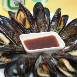 【海】馬祖:夕飯の後にローカル海鮮屋で海鮮補給!「阿金師海鮮快炒」@馬祖北竿