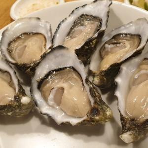 【海】台北:ちょい呑みできるオイスターバー「英国生蠔海鮮小屋(British Oysters Seafood Shed)」@圓山