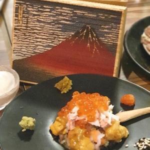 【居】三訪:新メニューも美味しかった!「創作串焼野崎」@東区