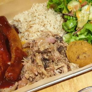 【肉】台北:アメリカンなバーベキュー!「Baba Kevin's American Barbecue 」@行天宮
