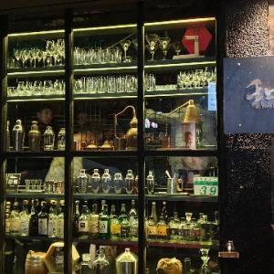 【B】台北:変わったカクテル揃いのお洒落バー「WA-SHU 和酒」@忠孝敦化