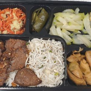 【弁】お持ち帰りと配達特集(22):種類豊富な台湾料理弁当「款待台北」@中山林森