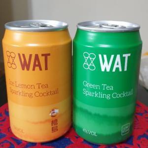 【比】WATのカクテル缶シリーズを飲んでみた!