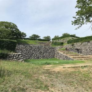 古城訪問記 横須賀城(静岡県掛川市)