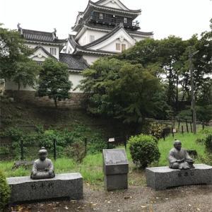 百名城訪問記 岡崎城(45)その1 菅生曲輪~持仏堂曲輪