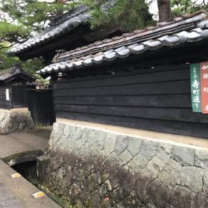 越前大野街歩きー福井城巡り②