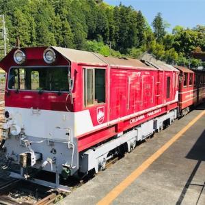 大井川鉄道井川線① 日本唯一のアプト式鉄道に乗る