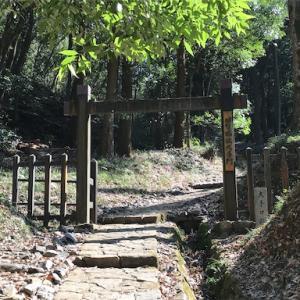 明智城 (岐阜県可児市) -明智光秀出生の地?を巡る