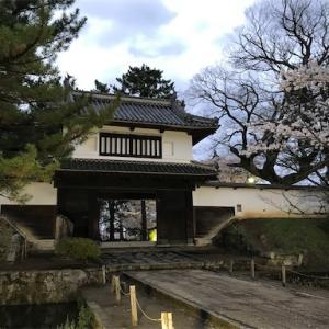 続百名城 土浦城 (113・茨城県土浦市) -亀城公園は地域住民の憩いの場