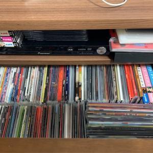 断捨離:CDケースなど