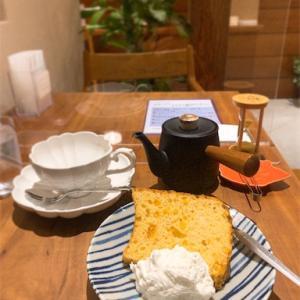 歯医者とカフェ