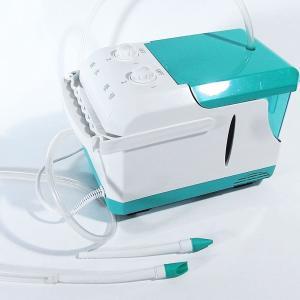 訪問歯科衛生士(ぴあす)が実際に使っている、口腔ケア時の吸引器について