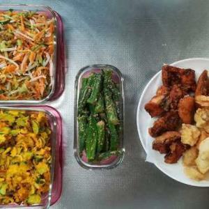 今週の常備菜と、マイブームの『お豆さん』